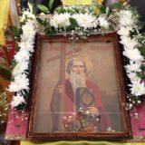 Епископ Алексий совершил Литургию в день памяти апостола Андрея Первозванного