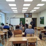 В Серовской епархии продолжается реализация просветительского проекта «Православный язык русской культуры»
