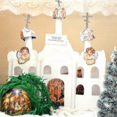 В Карпинске проведен конкурс детского декоративно-прикладного творчества «Христос рождается — славите»