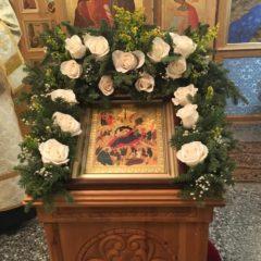 Епископ Алексий совершил Божественную литургию в отдание праздника Рождества Христова
