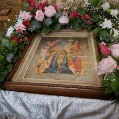 В канун праздника Богоявления епископ Алексий совершил всенощное бдение в Соборе преподобного Максима Исповедника