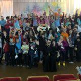 Руководитель Молодёжного отдела Серовской епархии посетил санаторную школу-интернат