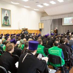 В Екатеринбурге завершила работу конференция «Церковь. Богословие. История»