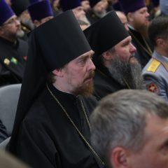 Торжественный акт в честь 135-летия Екатеринбургской епархии состоялся в епархиальном управлении