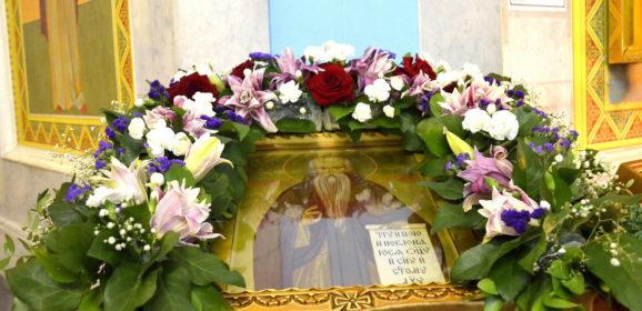 Престольный праздник Собора преподобного Максима Исповедника