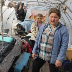 Епархиальный отдел социального служения помог со сбором средств погорельцам