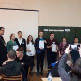 В Серове прошла молодёжная интеллектуальная игра «Познай истину»