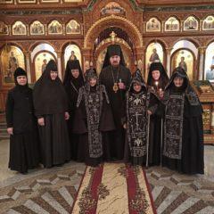 Епископ Алексий совершил постриг в монашество