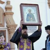 Крестный ход в Карпинске