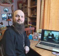Онлайн-встреча с владыкой Пантелеимоном