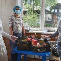 Серовская епархия передала нуждающимся более трёх тонн продуктов