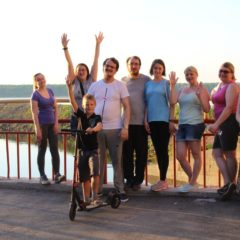 Незабываемые и весёлые пробежки Молодёжного отдела