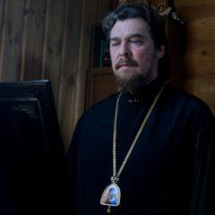 Епископ Алексий совершил всенощное бдение в храме во имя Новомучеников и исповедников Церкви Русской в городе Ивдель