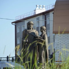 Епископ Алексий совершил Божественную литургию в день памяти Благоверных князя Петра и княгини Февронии