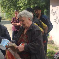 Около двух десятков нуждающихся в Серове получают горячие обеды дважды в неделю