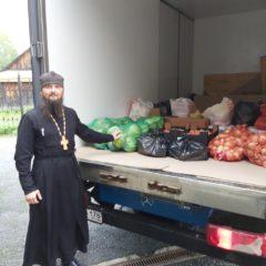 Женские монастыри Верхотурья и Меркушино получили гуманитарную помощь от отдела социального служения Серовской епархии