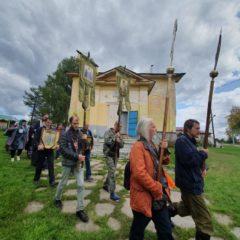 180 километров за 10 дней: традиционный Симеоновский крестный ход до Верхотурья пройдет в Екатеринбургской митрополии