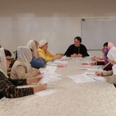В воскресной школе Преображенского кафедрального собора г. Серова состоялся педагогический совет