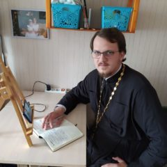 Руководитель молодёжного служения Серовской епархии принял участие в онлайн-совещании