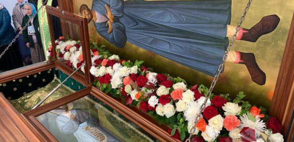 Сонм архипастырей совершил праздничную литургию в день праведного Симеона в Свято-Николаевской Верхотурской обители