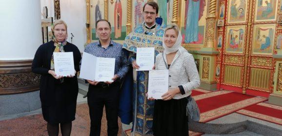 Волонтеры отдела социального служения Серовской епархии награждены за труд в период пандемии