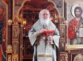 Патриаршая проповедь в день памяти преподобного Сергия Радонежского