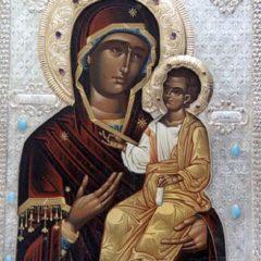 26 октября — праздник Иверской иконы Пресвятой Богородицы