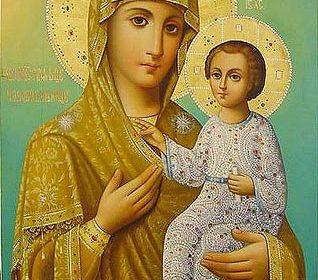 30 октября — празднование икон Божией Матери «Избавительница» и «Прежде Рождества и по Рождестве Дева»