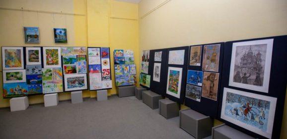 В Серовской епархии проведен региональный этап Международного конкурса детского творчества «Красота Божьего мира»