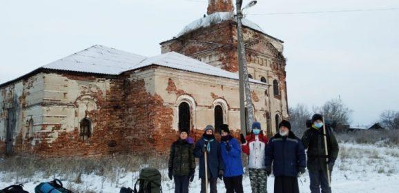 Молодежная экспедиция «Край святой Екатерины» побывала в Туринском районе — самой отдаленной точке маршрута