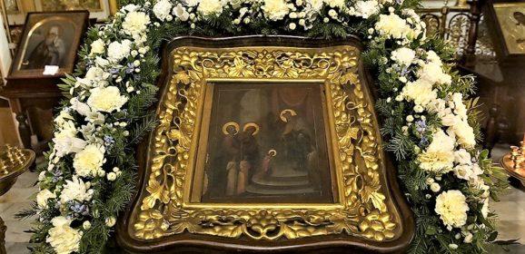 «Вся Евангельская история связана со стремлением к храму и взаимодействию со священством»: духовное наставление в праздник Введения во храм Пресвятой Богородицы