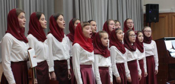 Конкурс хоров состоялся в рамках XVII Фестиваля в честь святой великомученицы Екатерины