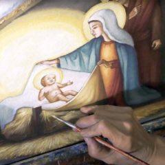 Рождественское поздравление от отдела по делам молодёжи Серовской епархии