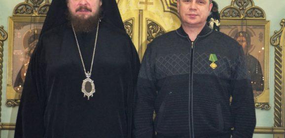 Епископ Алексий встретился с Управляющим администрацией Северного управленческого округа