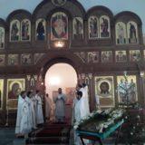 Архиерейское богослужение в новом году