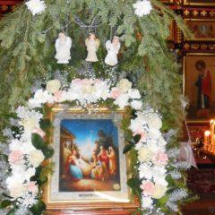 В Новой Ляле отметили праздник Рождества Христова