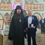 Епископ Алексий встретился с главой городского округа Карпинск