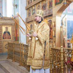 Владыка Алексий, епископ Нижнетагильский и Невьянский с архипастырским визитом посетит Серовскую епархию