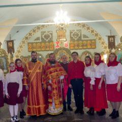 Пасха в храме св. Апостола и Евангелиста Иоанна Богослова