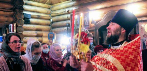 Слово на Пасху священника Максима Фомина, произнесенное в Георгиевском Храме г.Североуральска