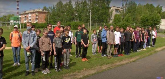 «Русский силомер» прошел впервые в Серовском городском округе
