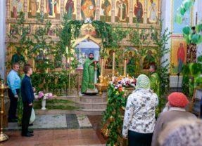 День Святой Троицы в соборе преподобного Максима Исповедника