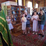 День Святой Троицы в п. Восточный