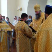 Владыка Феодосий посетил приходы Североуральского городского округа