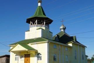 В храме во имя Андрея Первозванного поселка Лобва готовятся к памятной дате