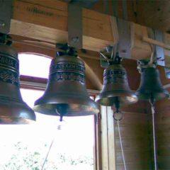 28 июля, в День Крещения Руси, по г. Новая Ляля и окрестностям, прокатилась волна колокольного звона