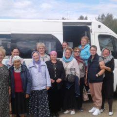 Паломничество в Тарасково