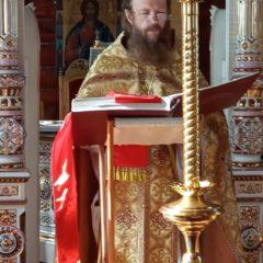 Преподобный Серафим Саровский, моли Бога о нас!