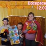 Воскресная школа прихода во имя Новомучеников и Исповедников Церкви Русской п. Восточный Серовской епархии