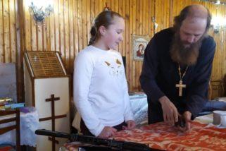 Подготовка к Дню отца (п.Восточный)